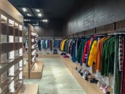 arredamento negozio-di-abbigliamento calzature-
